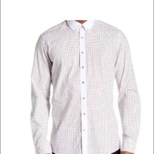 Ron Tomson button down